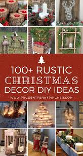 Inspiring marquee signs ideas christmas decoration Star 150 Best Rustic Diy Christmas Decorations Prudent Penny Pincher 150 Rustic Christmas Decor Diy Ideas Prudent Penny Pincher