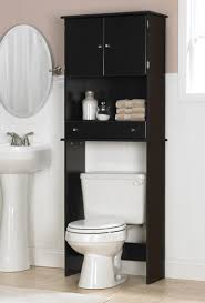 Over The John Storage Cabinet Weatherby Bathroom Over The Toilet Storage Cabinet Improvements