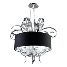modern black glass chandelier large modern black chandelier modern black chandelier 4 light polished chrome chandelier with black fabric shade and