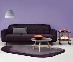 purple living room furniture. 51 Living Room Ideas - Normann Copenhagen Onkel Purple Furniture P