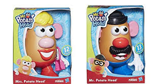 mr and mrs potato head.  And Mr Potato Head U0026 Mrs Character Bundle Collection With Mr And Mrs L