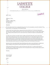 Official Letter Head Format 13 Formal Letter On Letterhead Format Cover Letter
