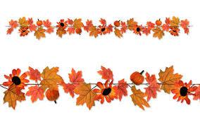 Fall/Thanksgiving Autumn Banner