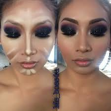 you tutorials 12 unbelievable contouring before and afters from face makeup contouring