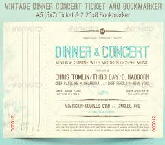 Free Meal Ticket Template Extraordinary Ticket Templates 48 Free Word Excel PDF PSD EPS Formats