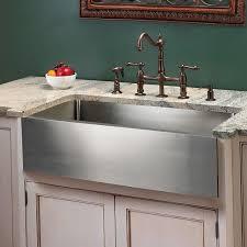 kitchen stainless steel farmhouse sink with backsplash kitchen sink costco