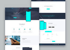 Free Psd Web Templates Graphberry Com