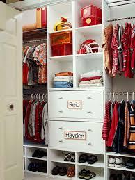Closet Organization Tips - Two Kids One Closet - Click Pic for 36 DIY Closet  Organizer