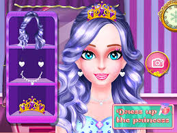 dressup makeup games simple my beautiful mermaid princess