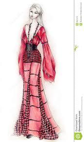 Gipsy Style Fashion Illustration Stock Illustration Image 9621472