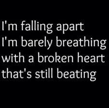 Sad Breakup Quotes Stunning Heart Broken Sad Breakup Quotes Found On Instagram Narc Brain