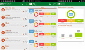 Calorie Chart App 10 Best Calorie Counter App For Android To Trim The Fat