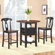 decoration pretty two person dining table set your residence design small round kitchen and inspirations