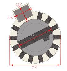 bachmann ho turntable wiring diagram razor wiring diagram emerson emerson wiring diagram motorized turntable n scale e z track 46799 169 00 bachmann on razor