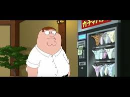 Underwear Vending Machine Japan Enchanting Family Guy Japanese Underwear Vending Machine YouTube