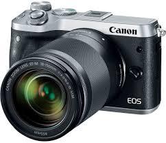 Фотоаппарат со сменной оптикой Canon EOS M6 18-150 IS <b>STM</b>