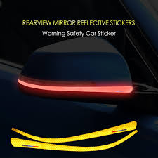 Design Reflective Stickers Us 7 99 53 Off Reflective Tape Anti Collision Side Rearview Mirror Car Sticker For Bmw 1 2 3 4 Series Gt F20 F34 F30 F31 F22 F32 F33 F36 X1 E84 In