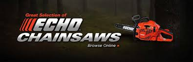 here to browse our great selection of echo chainsaws