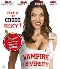 Vampire University cover