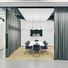 curtains for office. OFFICE Sound-Reduction Curtain Curtains For Office