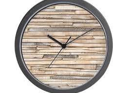 wood clocks wood wall clocks large modern kitchen clocks