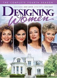 Designing Women The Fur Flies Amazon Com Designing Women Season 4 Dixie Carter Annie