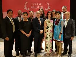 Ivy Ball 2019 Recap - Harvard University Association of Alumni in Singapore