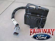ford trailer plug ebay 7 Blade Trailer Wiring Diagram at 2014 F150 Trailer Wiring Harness 3 7l