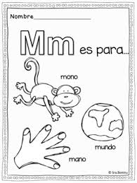 Learn spanish alphabet is very important when it comes to learning to write and read the spanish language. Alphabet Coloring Pages Spanish By Spanish Class Tpt