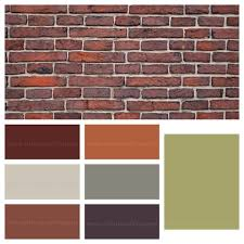 exterior paint colors with red brickArticles with Red Brick Exterior Paint Color Tag Brick Color