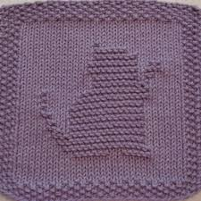 Free Knitting Patterns For Dishcloths Classy Kitty Playing Knit Dishcloth Pattern Designs By Emily