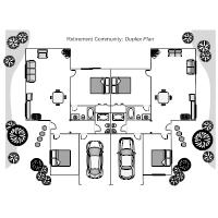 House Design Software   Try it Free to Design Home PlansMaster Bedroom Plan Duplex Plan