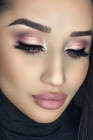 25 best ideas about rose gold makeup on rose gold eyeshadow makeup eyeshadow and gold makeup looks