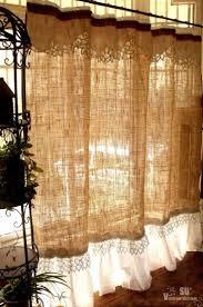 rustic kitchen window curtains rustic kitchen window treatments