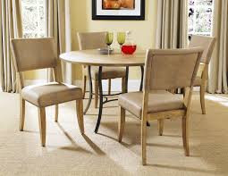 Hillsdale Dining Table Hillsdale Charleston Wood And Metal Dining Table 4670dtb