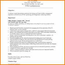 10 Sample Job Objectives Instinctual Intelligence