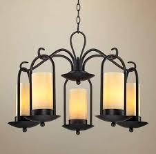 outdoor candle real chandelier wax chandeliers