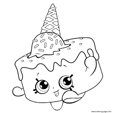 Cute Kawaii Coloring Pages Dessert Wiring Diagram Database