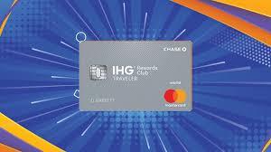 This card has no foreign transaction fees. Chase Ihg Rewards Club Traveler Card 60 000 Points My Bank Bonus