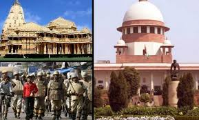 Image result for Ayodhya Tension
