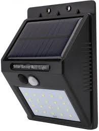 Top Honderd Solar Led Lamp Bewegingssensor Zonne Energie
