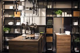 Modern Kitchen Shelving Practical And Trendy 40 Open Shelving Ideas For The Modern Kitchen