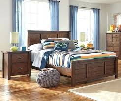 Ashley Furniture Prentice Bedroom Set Black Sets Cool Boys Full Size ...