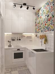 Image Of: Cool Small Kitchen Interior Design