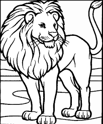 Small Picture Stunning Coloring Pages Lions Tigers Pictures Printable Coloring