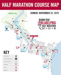 Philly Half Marathon Map 2015 Run Karla Run Run Karla