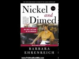 nickel and dimed by barbara ehrenre nickel and dimed essay paper topics essays