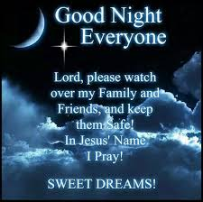Good Night Prayer Quotes New 48 MAKE YOU SLEEP SOUNDLY GOOD NIGHT QUOTES Lovely Pinterest