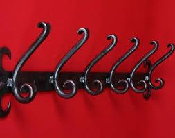 wrought iron coat rack wrought iron coat hooks wall mounted clothing hooks coat hooks wall rustic wrought iron coat rack