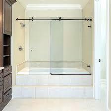 bathroom sliding glass door singapore best bathtub doors ideas on tub